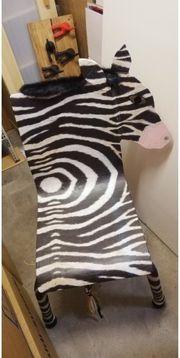 Stuhl Zebra