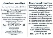 Herdanschluss Elektro Im Kreis Bochum