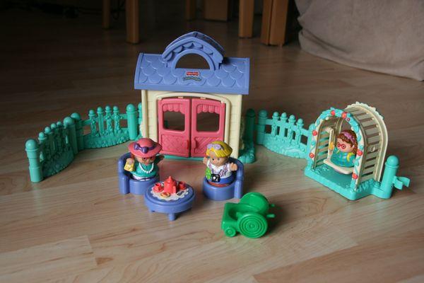 Little People Pavillon von Fisher