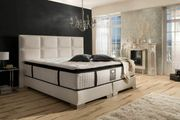 Designer Boxspringbett Hotelbett HAMPTON by