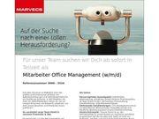 Mitarbeiter Office Management m w
