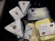 100 Büffel-Käse Ghee und Ziegen-Käse