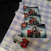 Lego Technik Lastwagen 8065