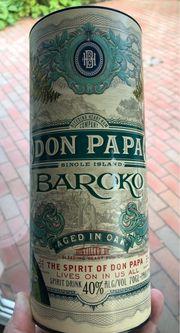 Don Papa Baroko gratis Versand