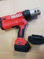 Ridgid RP340 Viega Pressmaschine Pressgun