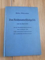 Das Reichsnaturschutzgesetz vom 26 Juni