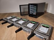 Sharkoon RAID-Station mit 40 TB