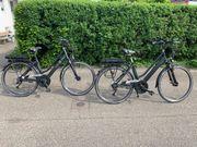 2 E- Bikes von Pedelec