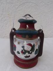 Weihnacht-Teelicht-Laterne
