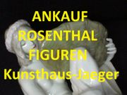Ankauf Rosenthal Porzellan Figuren kaufe