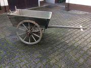 Historischer Handwagen - für Sammler - Landwirtschaft