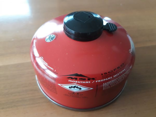 Wintergas Gas Kartusche 113g für