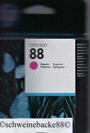 HP 88 magenta Tintenpatrone