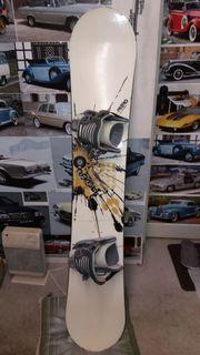Snowboard Nitro freestyle 157 cm