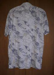 Vintage Kurzes Hemd TIRNAVA Kurzarmhemd