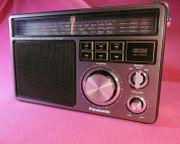 Radio Transistorradio tragbar Panasonic FM-MW-SW