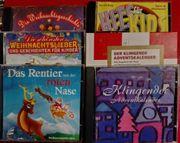 Weihnachts-CD für Kinder