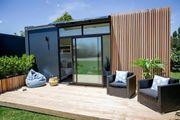 Wohnraum - Konzept Seecontainer
