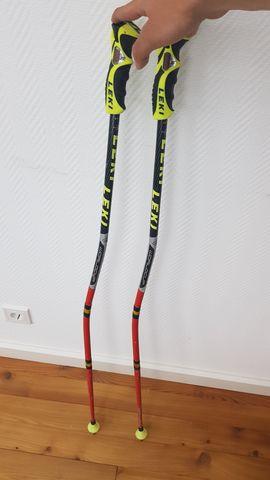 Skistöcke Marke