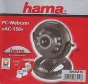 Webcam HAMA AC 150