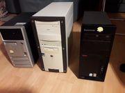 3 x PC