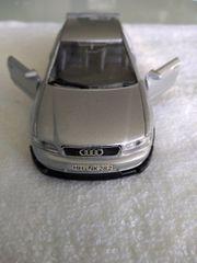 Audi A4 von Welly