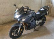 Honda CBF 600 SA mit