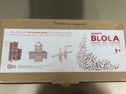 Holzspielzeug Bauelemente