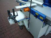 Kombimaschine 5-fach Formakreissäge Fräse Hobelmasch