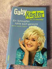 Gaby Köster Buch