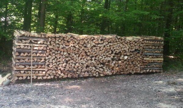 Brennholz weich trocken