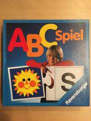 ABC Spiel von Ravensburger - Legespiel