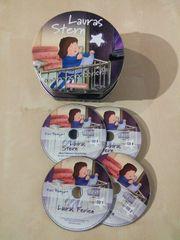 CD-Box Koffer Lauras Stern