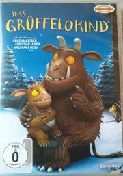 Das Grüffelokind - DVD