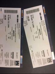 2 Konzert Tickets AMIGOS 100