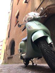 Vespa 125 GT Vintage grün