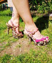 Fußmassage für die Frau