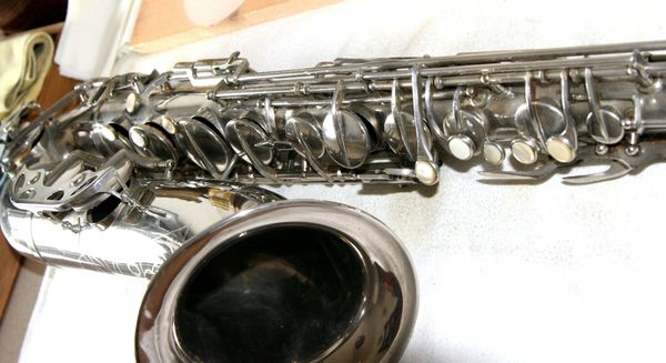 OROGINAL Sax Tenor ORSI ITALIA