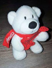Coca Cola Bär Teddy Eisbär