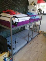 Hochbett Tuffing von Ikea zu