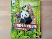 REWE WWF Tier-Abenteuer Endecke sie