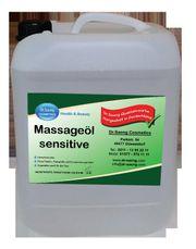 Massageöl sensitive