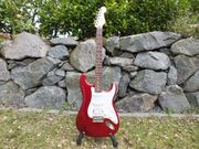 Fender Mexican Stratocaster CAR HSS