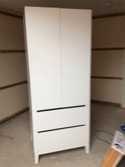 Ikea Nordli Schrank 72x58x181cm weiß