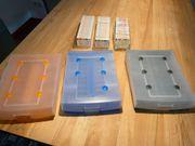 3 Croco Schul-Lernsystem Boxen für