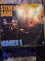 Schallplatte Steven miller band number5