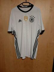 DFB Trikot in Weiß Größe