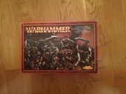 Warhammer ORC Warriors Regiment Unbenutzt