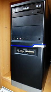 Multimedia PC - Core 2 Quad
