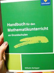 Handbuch für den Mathematikunterricht in